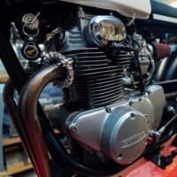 Honda CB 350 4t Bicilindrico 180° 1969-1977